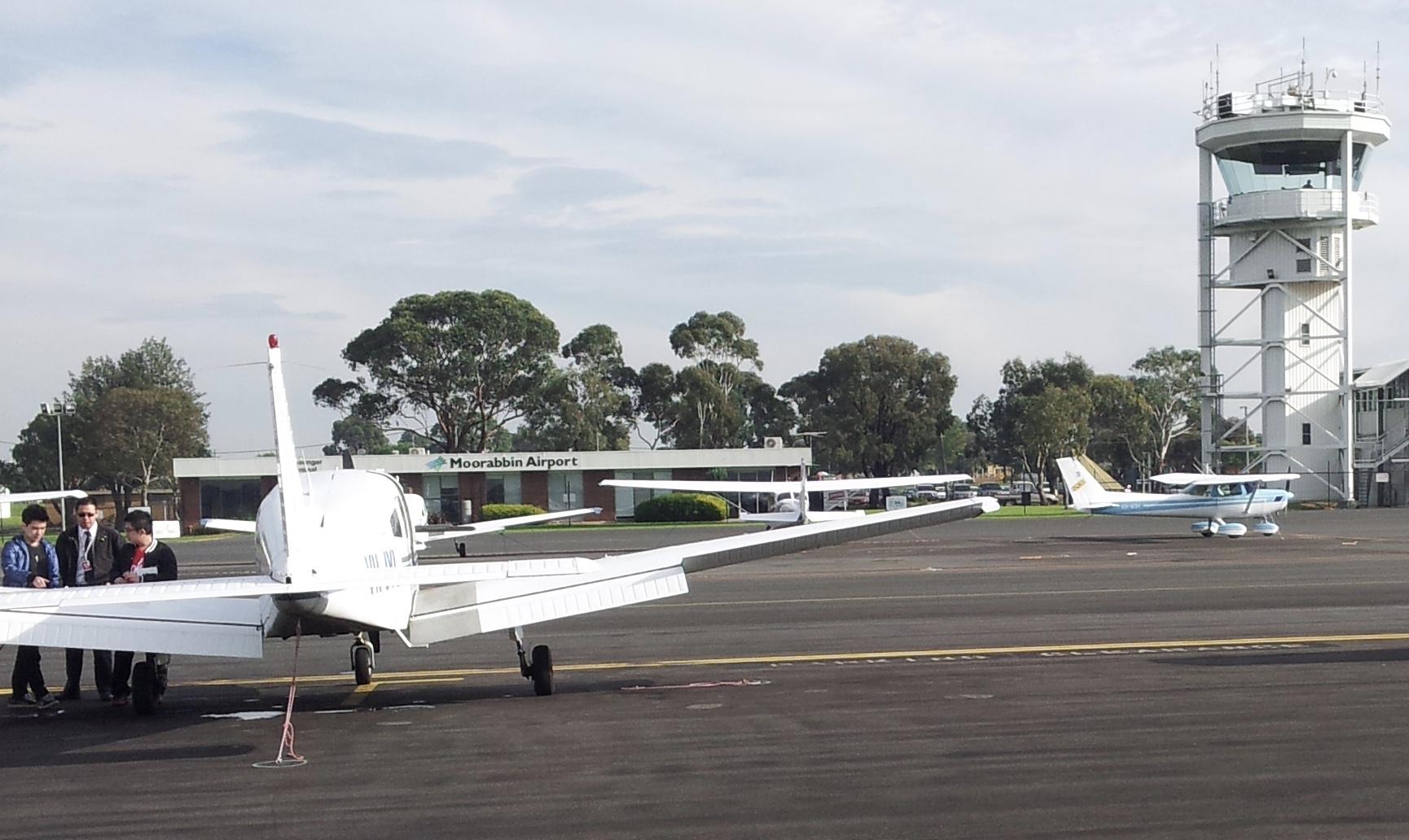 Moorabin airport